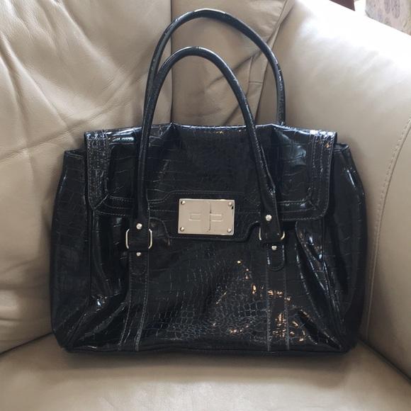 XOXO Black Handbag. M 5b2ead2bde6f62f036efbf04 4d3114745579b